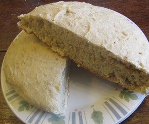 Dutch Oven Oat Bread
