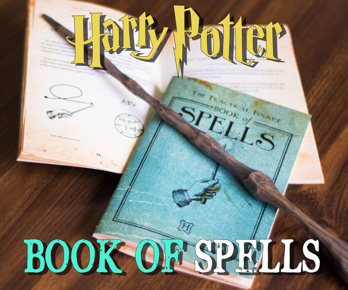 Harry Potter Spellbook