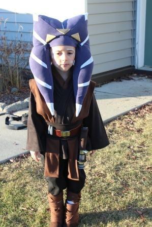 Argon Tano, Jedi Padawan