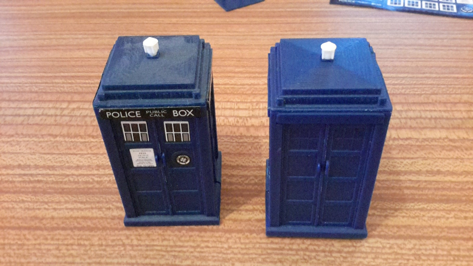 Step 7 Check With Other Tardis Model
