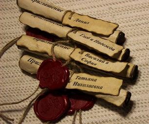 Invitations Handmade