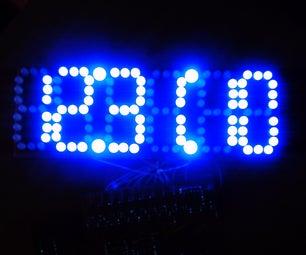 Make a Digital Clock From Scratch
