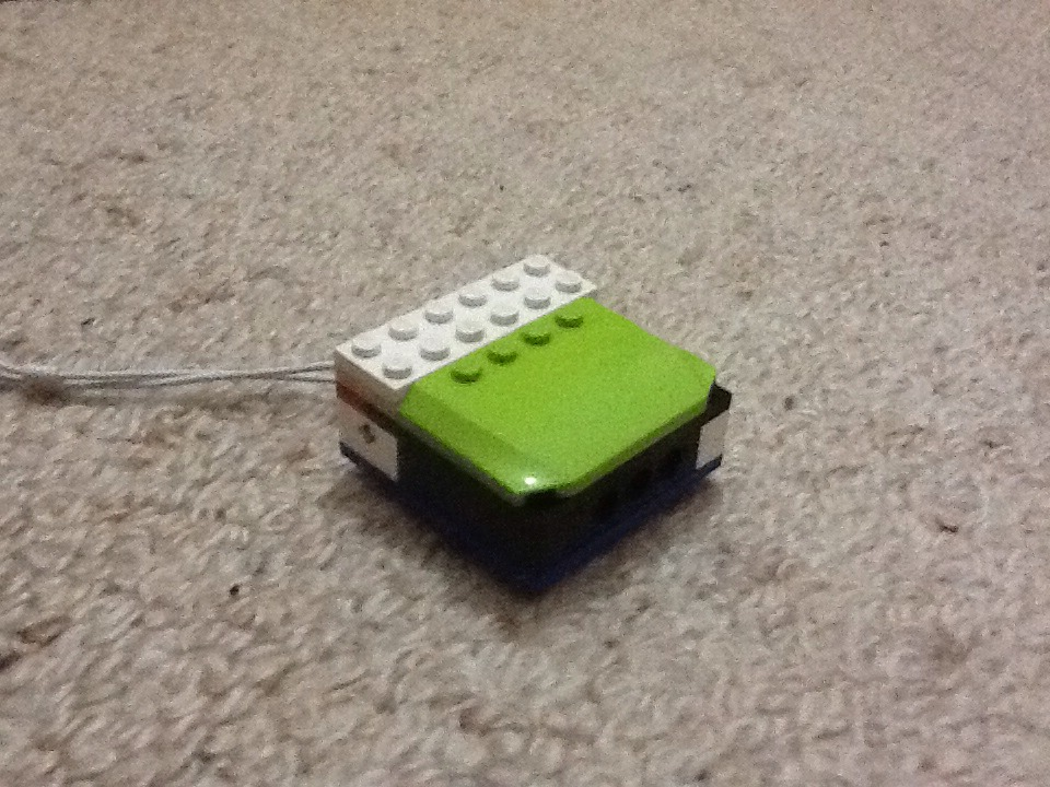 lego earphone speaker