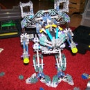 how to make a knex robot