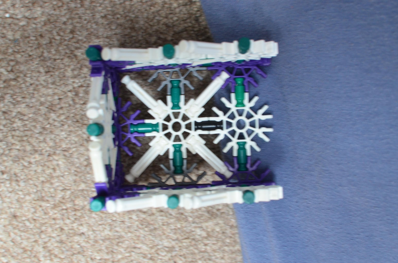 Build the Mechanism Cage