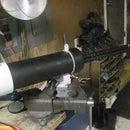 Double Barrel Machine Gun