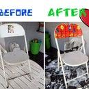 Child´s Chair Renewed