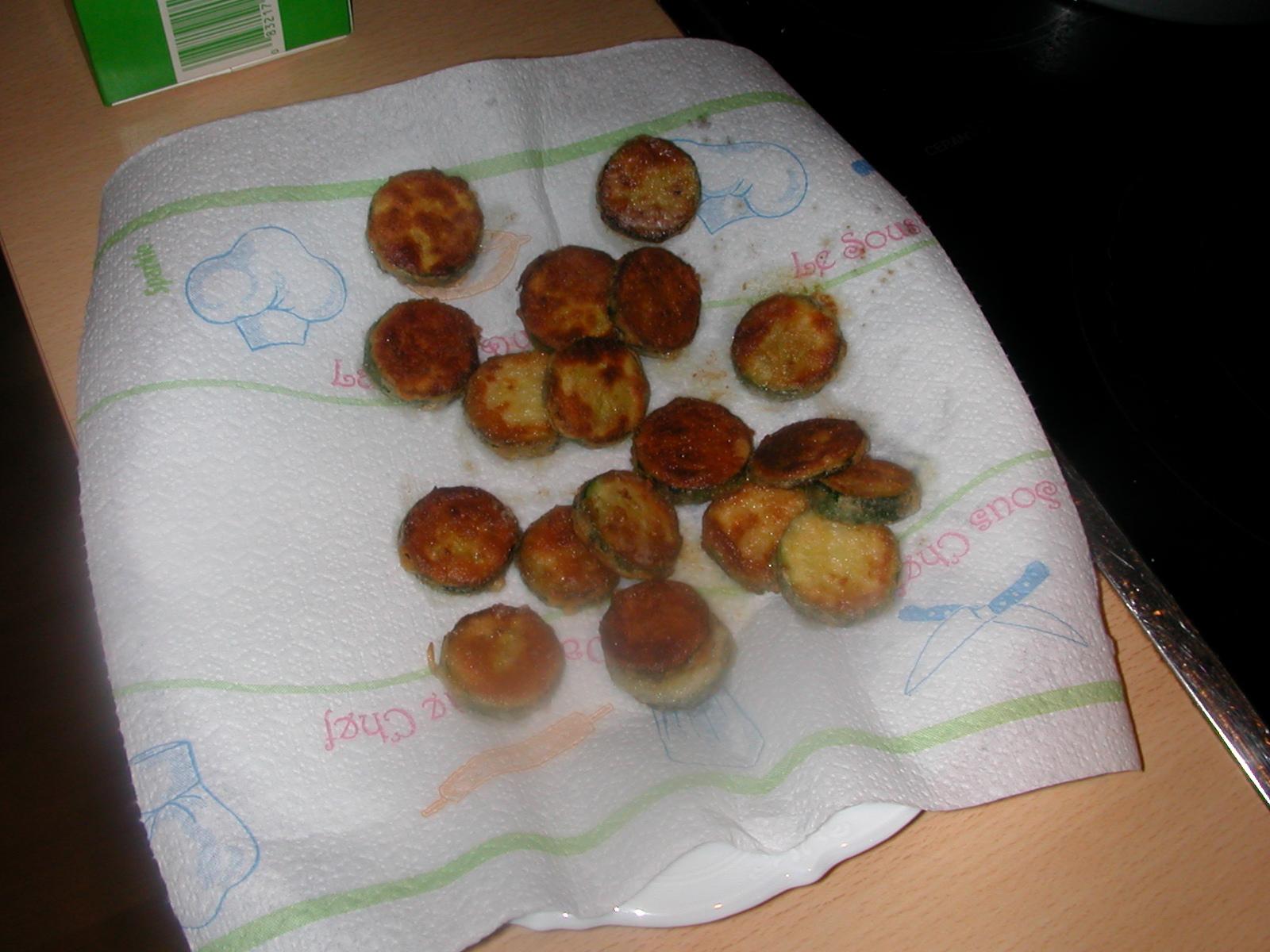 How To Make Fried Zucchini