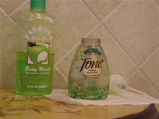 How to Refill a foaming hand-soap container