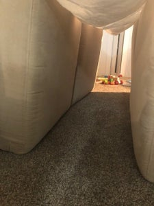 How to Build an Indoor Fort for Your Child