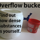 Overflow Bucket for Finding the Density of Things.