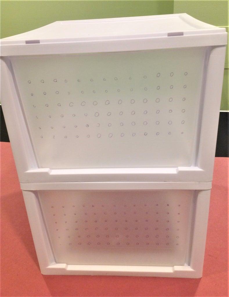 Make Your Own Grow Light Box