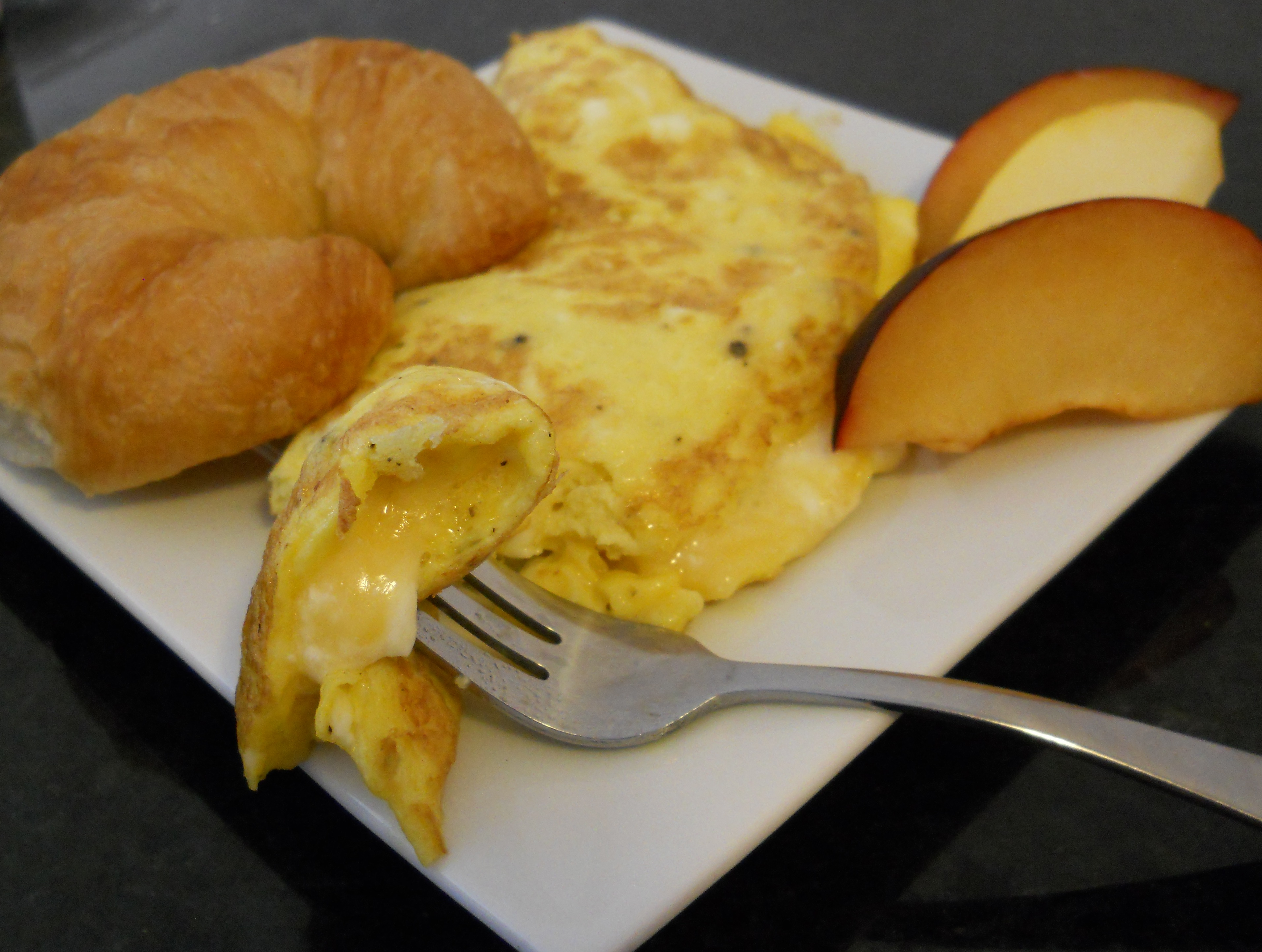 Easy Perfect Omelettes