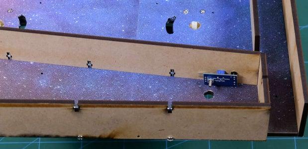 Mounting the IR Sensors