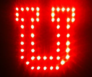 Utah Utes LED Decor