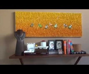 Sleek Floating Shelf