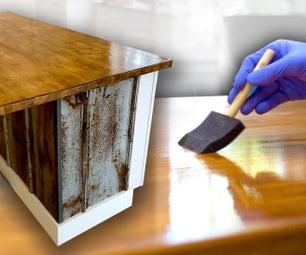 DIY Butcher Block Countertop
