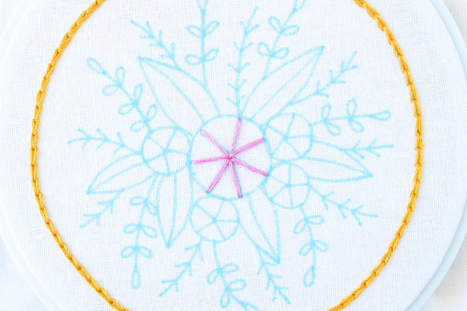 Stitch the Spokes