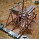 Cardstock Catapult