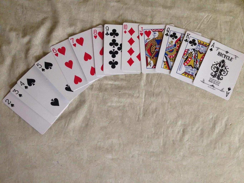 Gameplay: Card Order