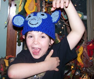 The Monkey Blues Hat