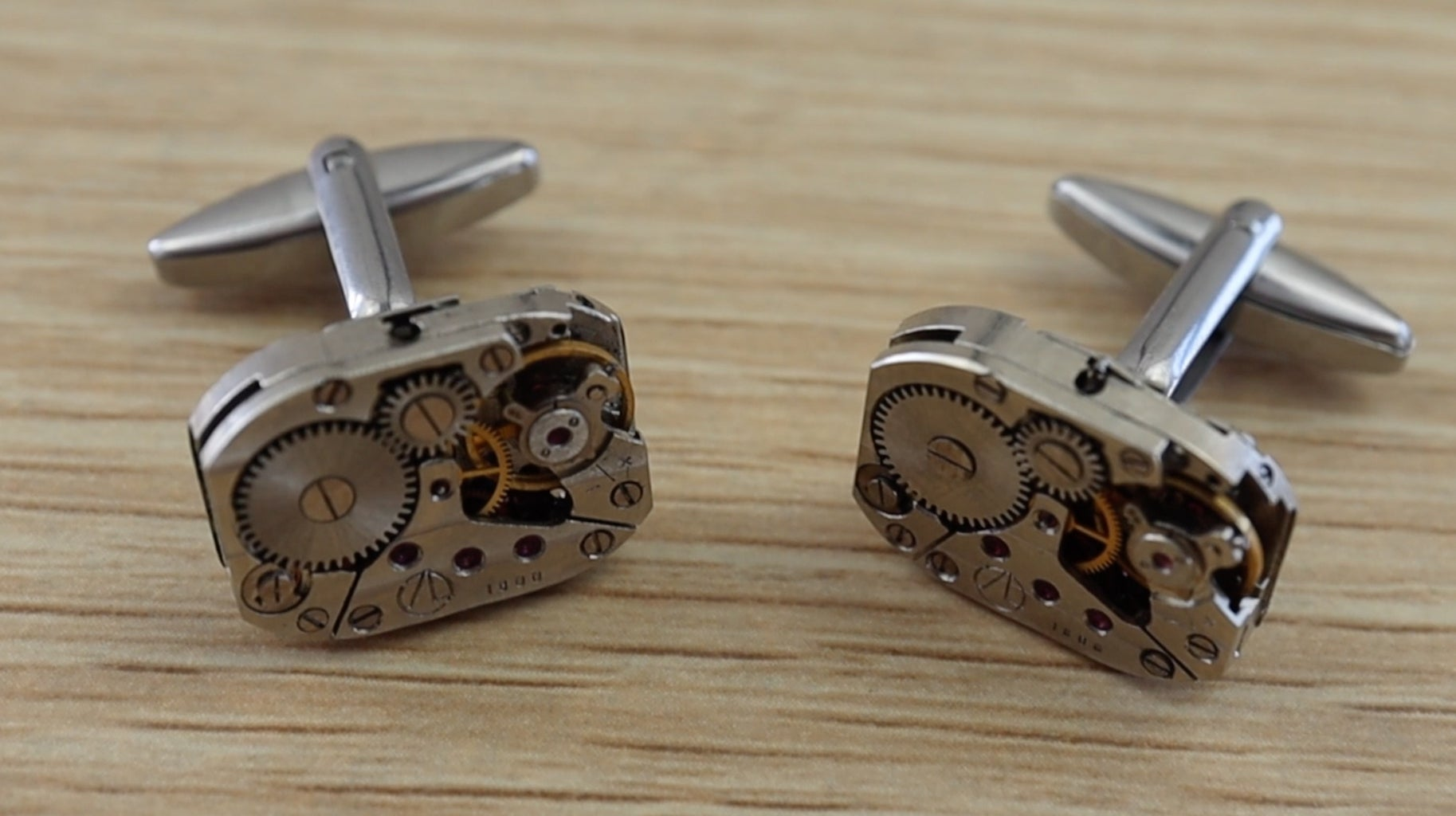 Your Cufflinks Are Now Complete