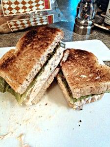 Tuna Salad Sandwich! (less Boring Edition)