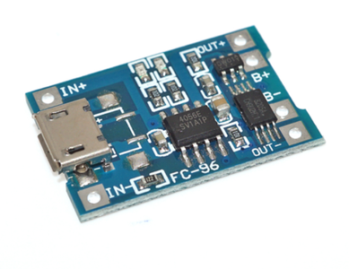 The 5V Input Micro Connector