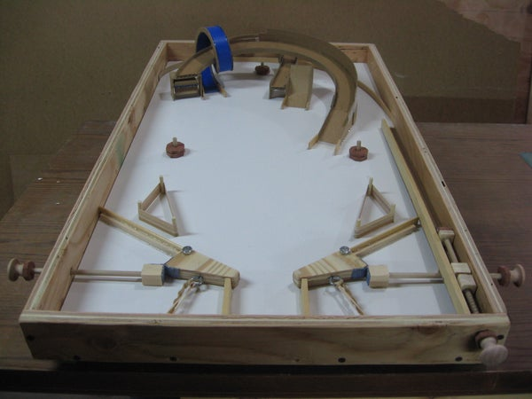 Tabletop Pinball