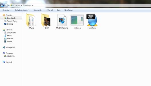 Converting MIDI Files