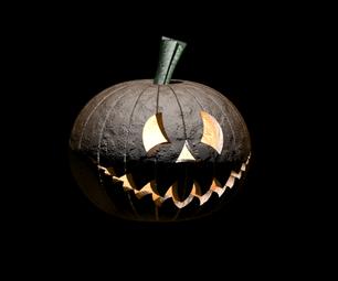 3D Jack O Lantern