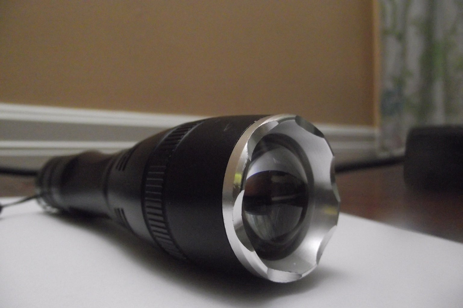 Flashlight Survival Kit
