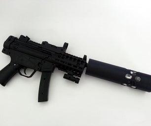 Pepper Grinder Gun