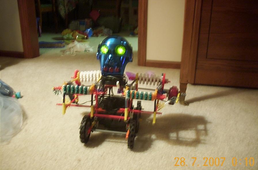 knex battle bots