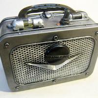 Dieselpunk Amplifier