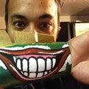 Joker's Batman Gauntlets
