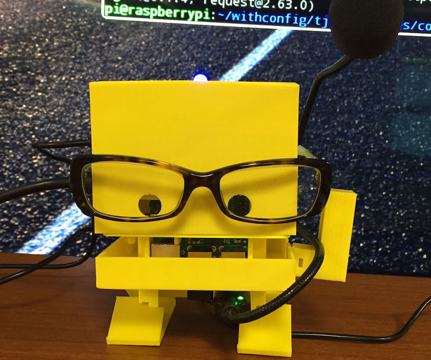 Build a talking robot with Watson and Raspberry Pi