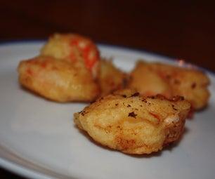 Pancake Shrimp
