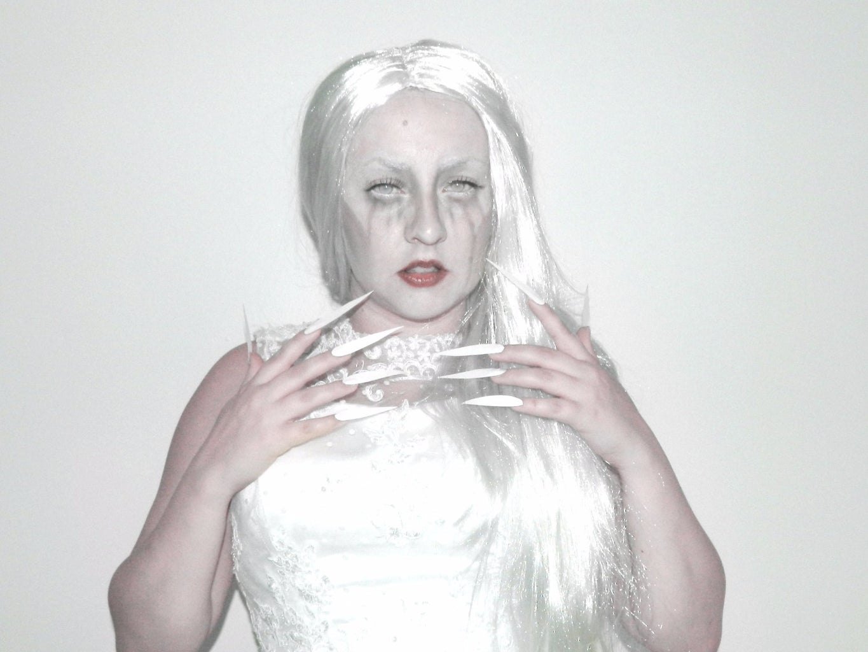 BANSHEE Halloween Makeup Tutorial
