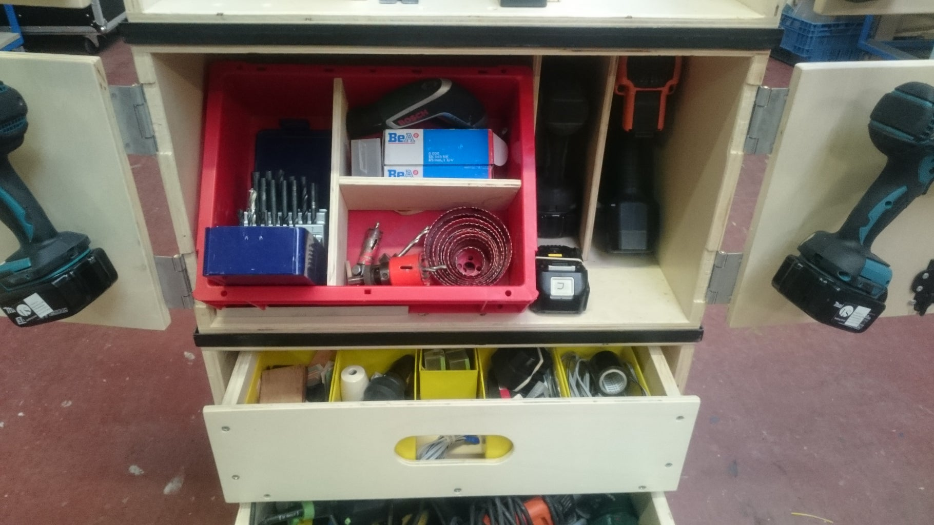 Ultimate Portable Mobile Toolbox
