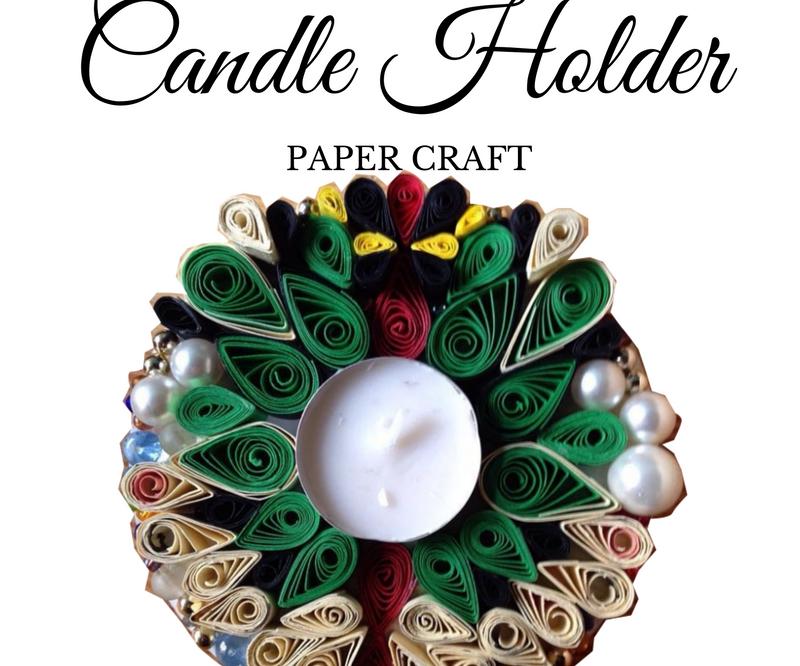 Impressive Candle Holder