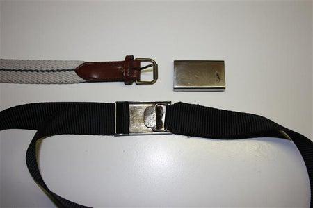 Adjustable Paracord Belt