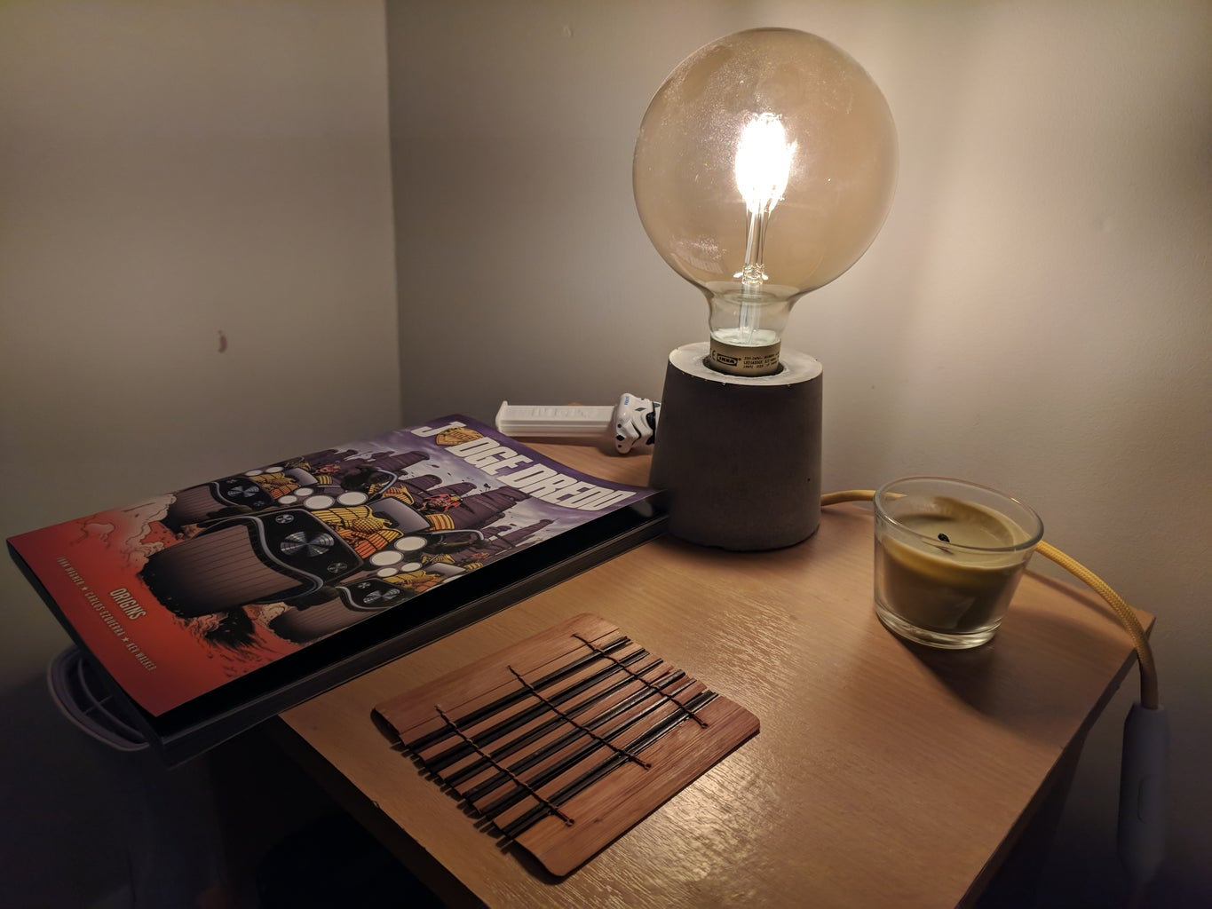 Enjoy Your New Lamp/s... I Made Two