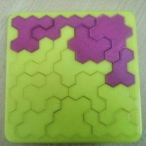 Interesting Puzzles on a 3d Printer.