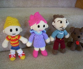 Basic Doll Amigurumi