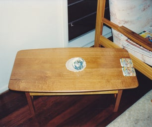 Simple Coffe Table
