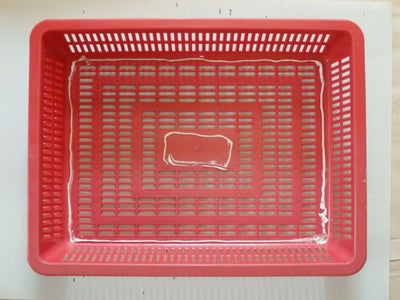 Screen Bottomed Baskets