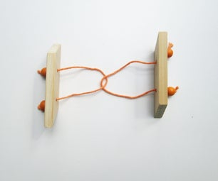 An Easy to Make Tangled Puzzle