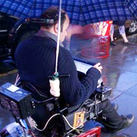 Mind-Controlled Wheelchair