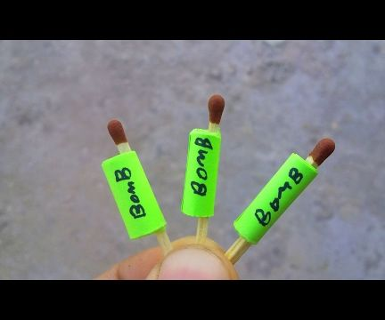 2 Awesome Matches Life Hacks